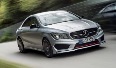 Mercedes CLA Sport