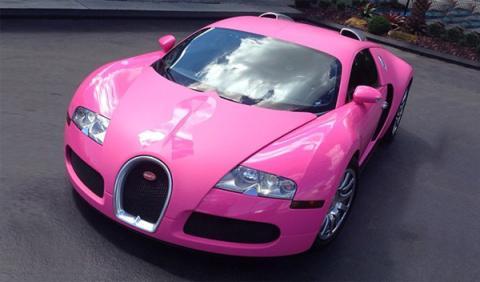 Bugatti Veyron Florida