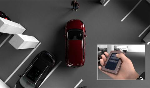 aparcamiento automático de ford