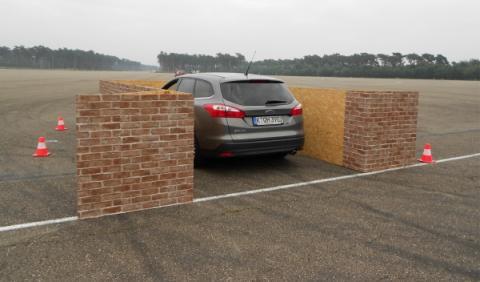 El nuevo sistema de aparcamiento automático de Ford