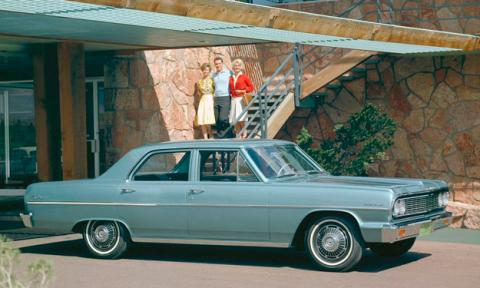 Chevrolet Malibu 1964