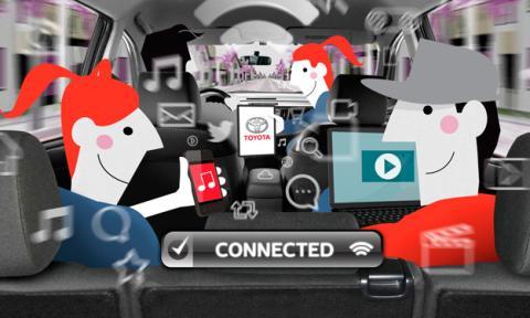 Toyota Wi-Fi