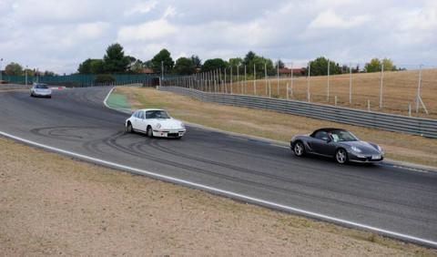 Club Porsche celebra 30 años en el Jarama