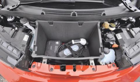 BMW i3 mecánica