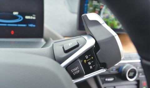 BMW i3 selector cambio