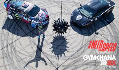 Need for Speed Ken Block Gymkhana SIX