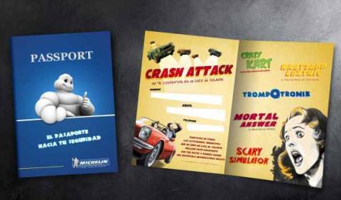 pasaporte plan joven de seguridad vial de michelin