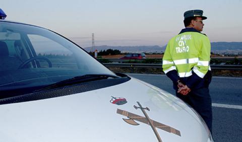 Los guardias civiles reciben amenazas por no poner multas