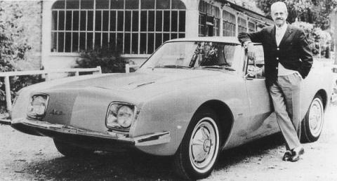 Studebaker Avanti con Loewy
