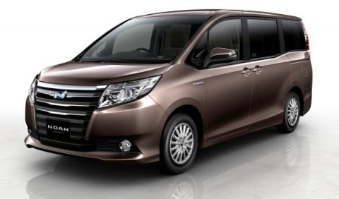 Toyota Noah concept