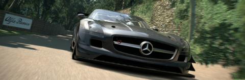 Mercedes SLS GT6