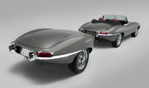 remolque Jaguar E-Type