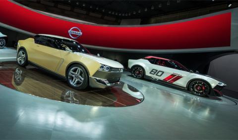 Nissan IDx Concept y Nissan IDx Nismo Concept