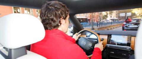 Conduciendo el Citroën Cactus