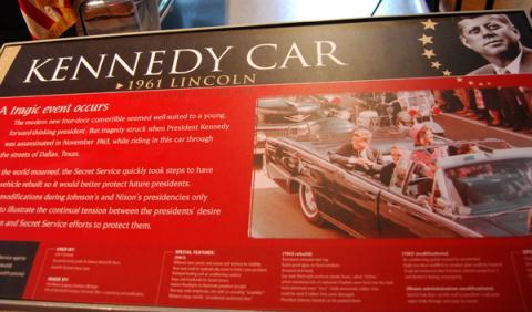 coche kennedy