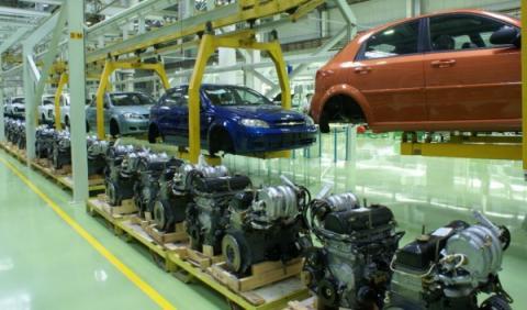 Fábrica de Chevrolet