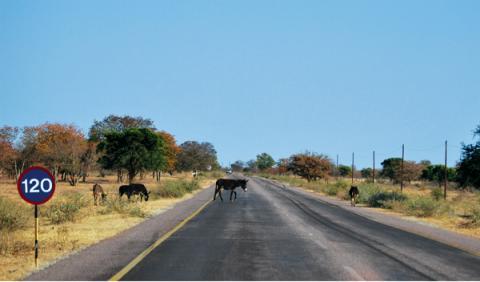 Carretera de Sudáfrica