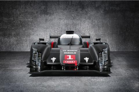 El nuevo Audi R18 e-tron quattro ya ensaya para Le Mans