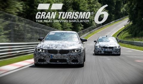 Gran Turismo 6 DLC: BMW M3 2014 y BMW M4