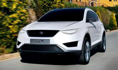 Srat IBX: SUV de seat