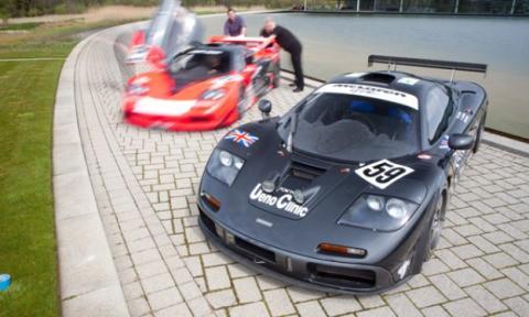 A la venta réplica del McLaren F1 basada en el Toyota MR2
