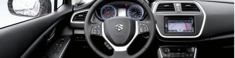 Suzuki SX4 S Cross salpicadero
