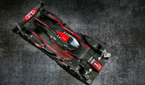 Audi R18 e-tron quattro superior