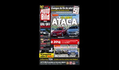 3x1: AUTO BILD 418, On/Off Road y la guía de precios