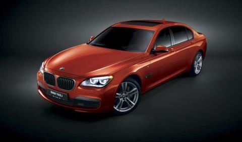 BMW 760Li M Sport Bi-Turbo Special edition