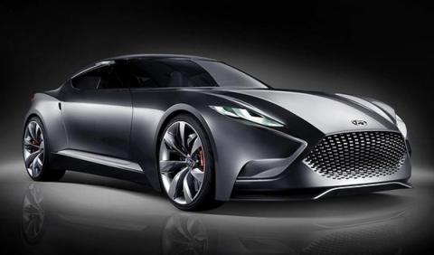 Hyundai Genesis HND-9 Venace Concept