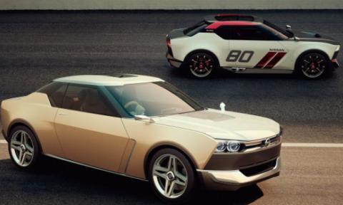 Nissan IDx Concepts