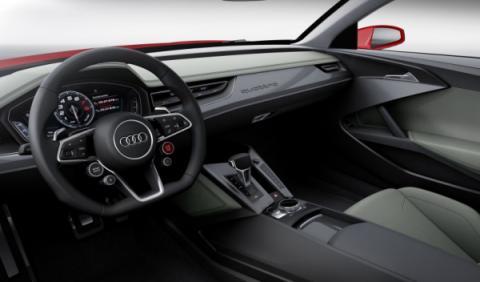 Audi Sport quattro concept laserlight