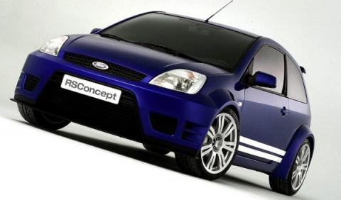 Fiesta RS Concept de 2004