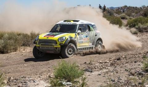 Rally Dakar 2014. Etapa 3: Nani Roma reina en el caos