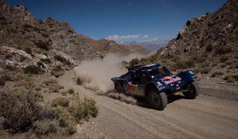 Dakar 2014 Carlos Sainz