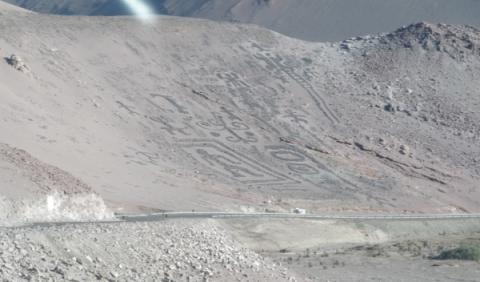 Geoglifos Chile