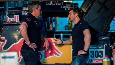 Sebastien Loeb quiere correr el Rally Dakar