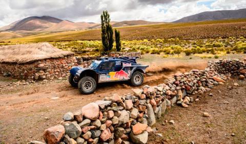 Rally Dakar 2014, Carlos Sainz