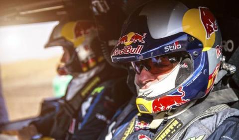Carlos Sainz coche Dakar 2014