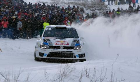 Rally Montecarlo 2014