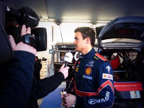 Rally de Montecarlo 2014: Dani Sordo abandona por avería