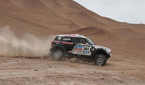 Rally Dakar 2014, etapa 11: Nani Roma defiende el liderato