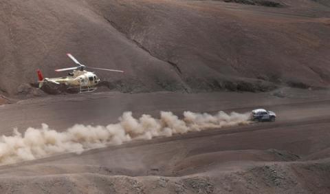Polémica en el Dakar 2014 por las órdenes de equipo de Mini