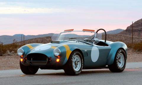 Shelby Cobra 289 50 Aniversario delantera