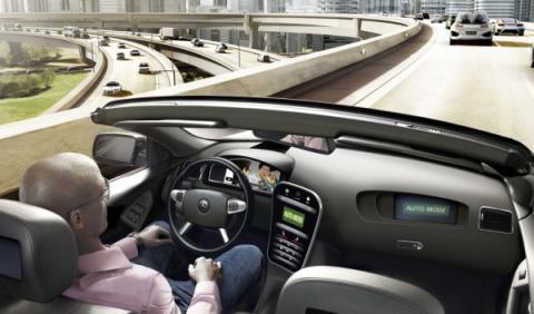 Continental se aproxima a la conducción automática