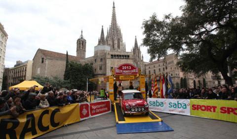 Rally Montecarlo Histórico 2014
