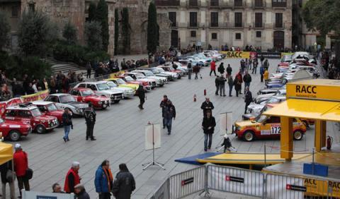 Rally Montecarlo Histórico 2014 participantes