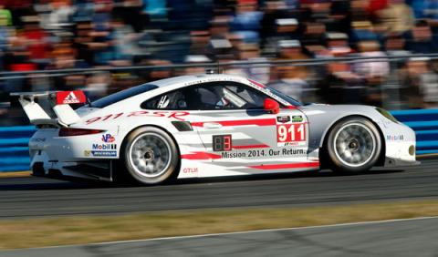 24H Daytona: ganó Chevrolet; brutal accidente de un Ferrari