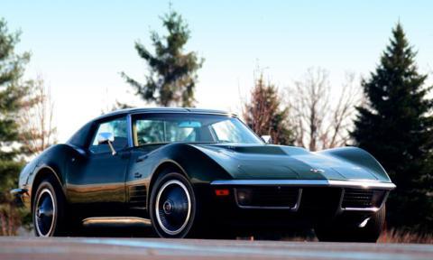 La impresionante colección de coches de Ken Lingenfelter