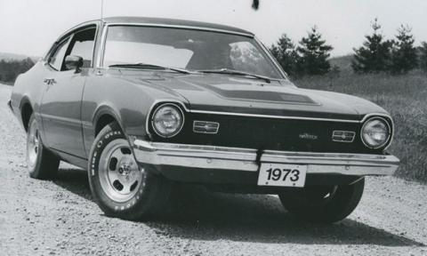 Ford Maverick Grabber